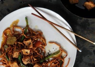 Pulled Noodles 2