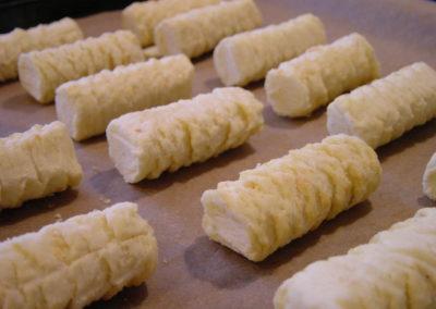 Kartoffel-Kroketten-tiefgefroren
